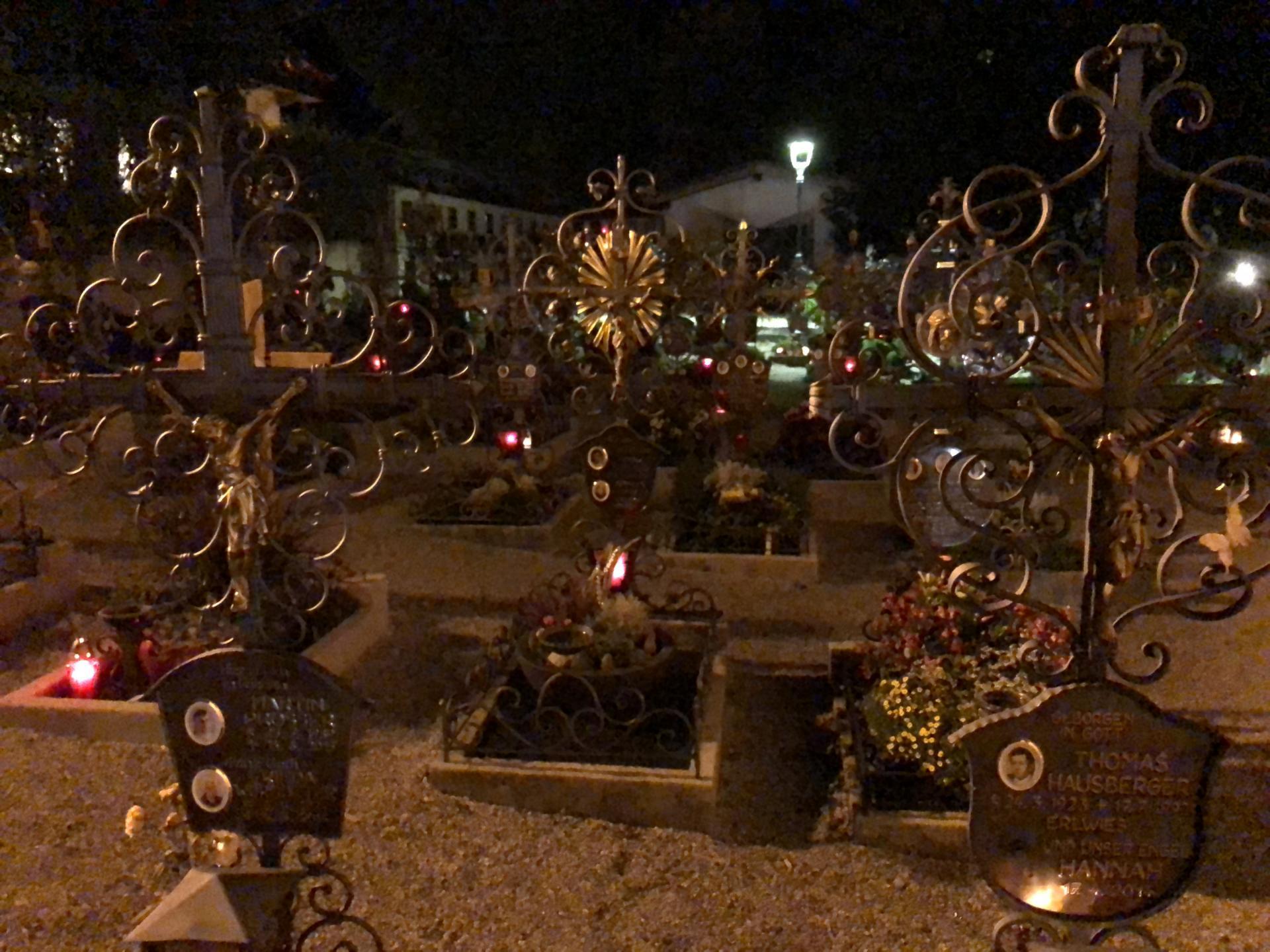 cimetière ALPBACH